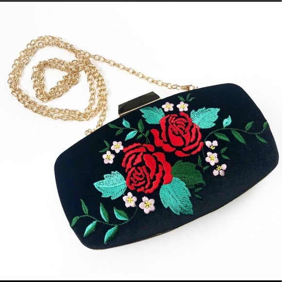 Pink Haley Handbags - Stunning Clutch For Evening Out